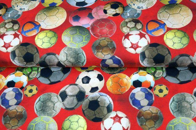 Voetbal stof